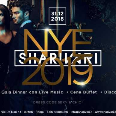 SHARI VARI – NEW YEAR'S EVE 2019