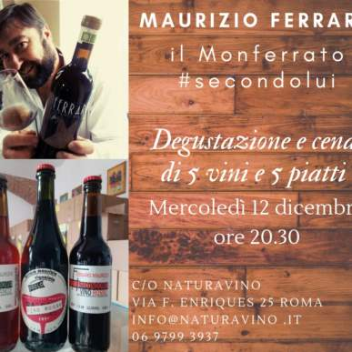 Maurizio Ferraro – il Monferrato #secondolui