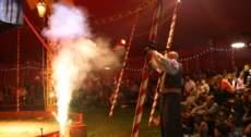 Il Circo di Babbo Natale a Crevalcore