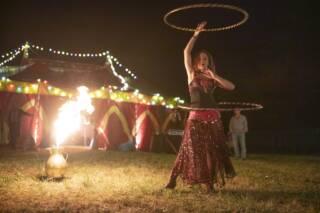 Le follie estive del circo Darix Togni
