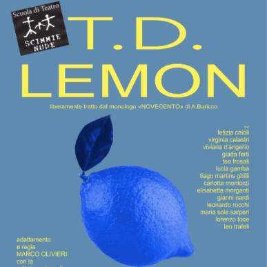 T.D. LEMON