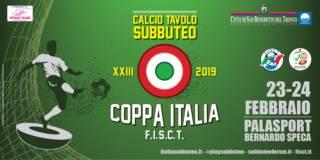 Coppa Italia FISCT 2019
