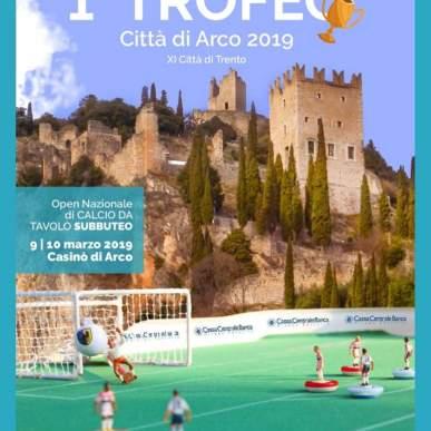 """Open FISCT """"1° Trofeo Città di Arco"""""""