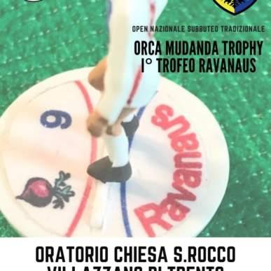 Orca Mudanda Trophy – I Trofeo Ravanaus