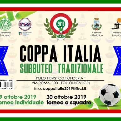 Coppa Italia Fisct di Subbuteo Tradizionale