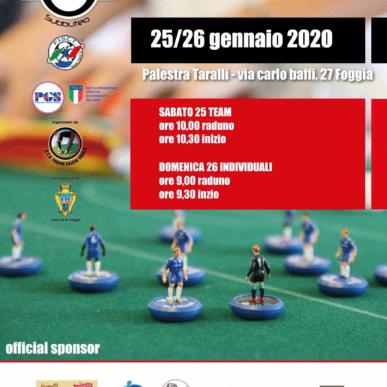 """Open FISCT """"11° Coppa Apulia"""""""