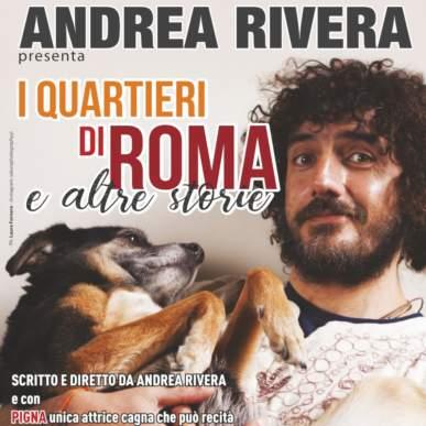 I Quartieri di Roma e Altre Storie @TeatroGarbatella
