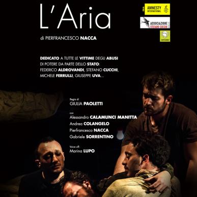 L'Aria – 13 aprile 2019