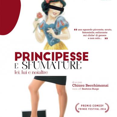 Principesse e Sfumature – Lei, Lui & Noialtre – 27 aprile 2019