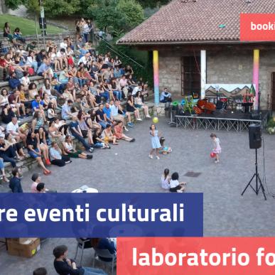 Organizzare Eventi Culturali – laboratorio formativo