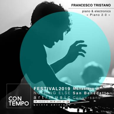 Francesco Tristano Live in Contempo Festival
