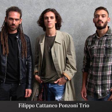 Filippo Cattaneo Ponzoni TRIO @germildc 10 gennaio 2020