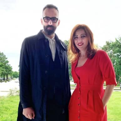 Germi di Scienza: Incontro con Gabriella Greison e Fabio Cinti. @germildc 15 febbraio 2020