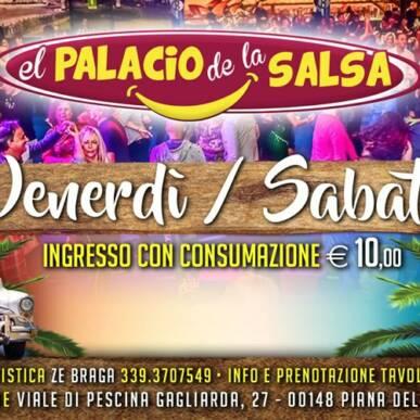 Serata Danzante 25 -10-2019