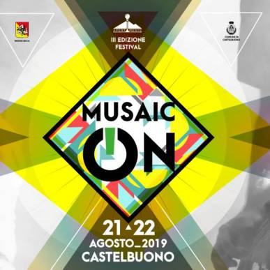Musaic On – Limited promotion ticket