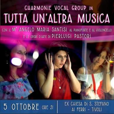 Tutta un'altra Musica – Charmonie Live