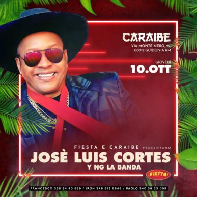 Jose Luis Cortes @Caraibe 10 ottobre 2019