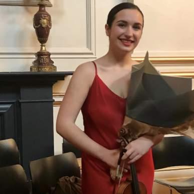 Concert in memory of Katya Tsukanova (2002-2019)
