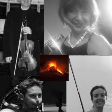 An Evening of Chamber Music with Aitne Quartet