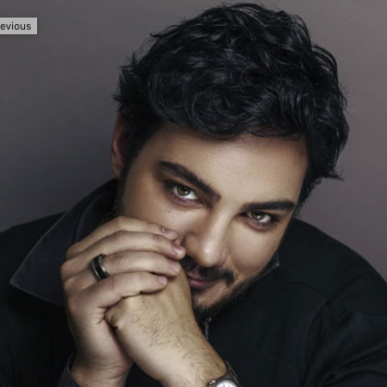An evening with Italian tenor Vincenzo Costanzo 20 August 2019