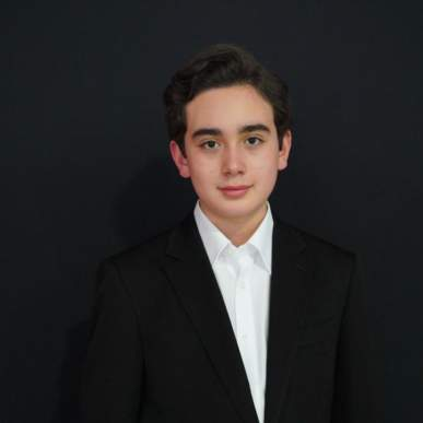 Spotlight on a Young Artist – Nicolas Salloum 21 August 2019