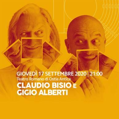 Claudio Bisio e Gigio Alberti: Ma tu sei felice?