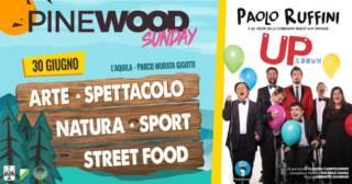 Paolo Ruffini in Up&Down il 30 giugno 2019