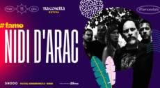 Nidi D'Arac @nacosettaestiva 11/06/2019