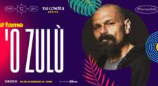 O' Zulù (99 Posse) @nacosettaestiva 12/06/2019