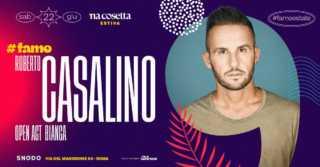 Roberto Casalino + open act Bianca @nacosettaestiva 22/06/2019