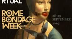 Rome Bondage Week @Nacosetta Estiva – 27-28 e 29 settembre 2019