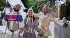 Il Fantastico Castello di Babbo Natale 24 dicembre – LA VIGILIA DI NATALE