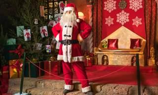 Il Fantastico Castello di Babbo Natale 21 Dicembre