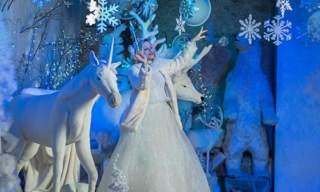 Il Fantastico Castello di Babbo Natale 15 Novembre – LA GRANDE APERTURA