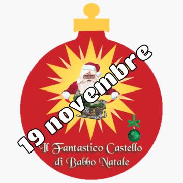 Il Fantastico Castello di Babbo Natale 19 novembre