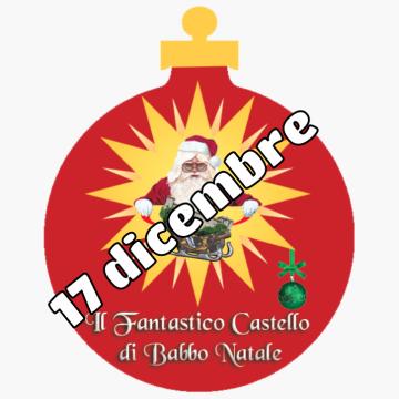 Il Fantastico Castello di Babbo Natale 17 dicembre
