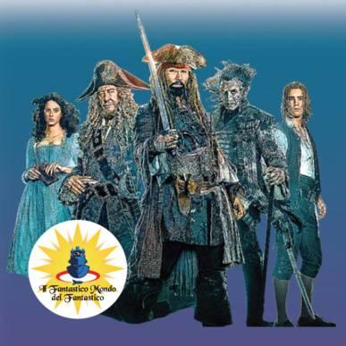 Pirati dai Caraibi al Fantastico Mondo