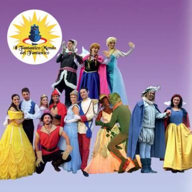 Il Giorno delle Principesse al Fantastico Mondo