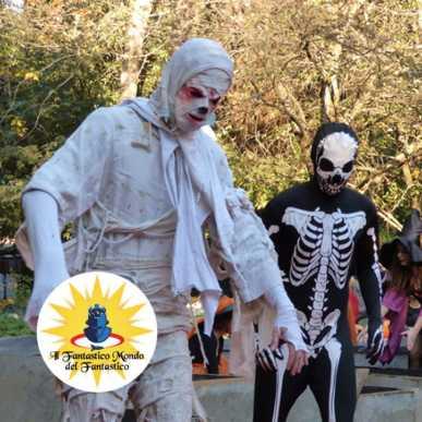 Un Halloween da Paura al Fantastico Mondo il 29 ottobre
