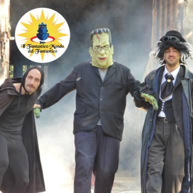 Un Halloween da Paura al Fantastico Mondo il 1° novembre