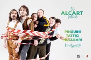 Alcart Festival dall'11 al 13 agosto 2019