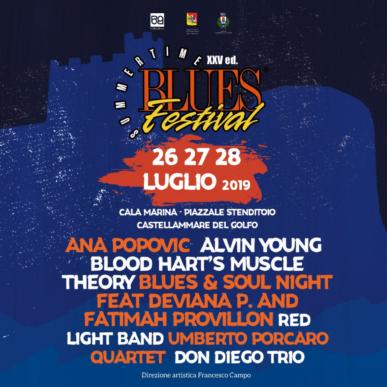 Summertime Blues Festival 28 Luglio 2019