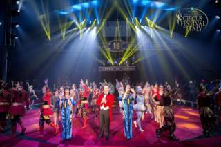International Circus Festival of Italy – 19 ottobre 2019 – Show A