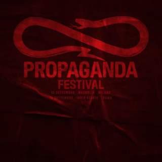 Propaganda Festival @TeatroIndia 15 Settembre 2019