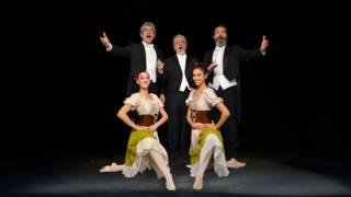 I Tre tenori @ Roma 30 Ottobre 2019