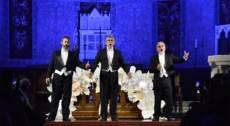 I Tre tenori @ Roma 6 Novembre 2019