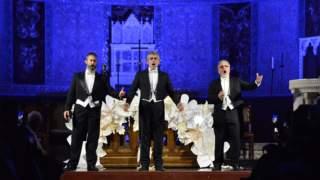 I Tre tenori @ Roma 27 Novembre 2019