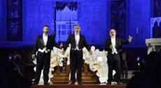 I Tre tenori @ Roma 4 Dicembre 2019