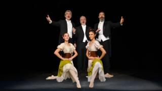 I Tre tenori @ Roma 11 Dicembre 2019