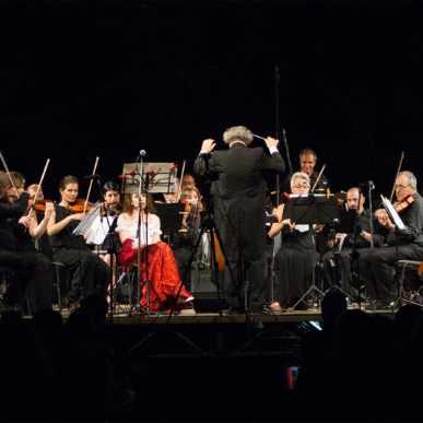 Peter Lukas Graf dirige Beethoven-San Paolo Entro le Mura- 17 Novembre 2019